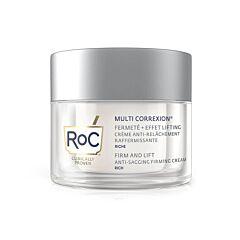 RoC Multi Correxion Firm + Lift  Anti-Verzakking Crème 50ml