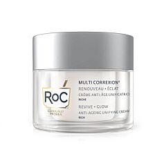 RoC Multi Correxion Revive + Anti-Aging Rijke Crème 50ml