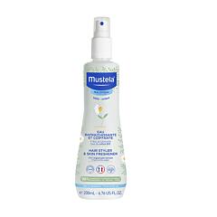 Mustela Bébé Bio Verfrissend Kamillewater - Normale Huid 200ml