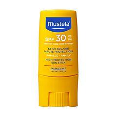 Mustela Zonnestick Hoge Bescherming SPF30 9ml