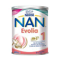 Nan Optipro Evolia 1 Eersteleeftijdsmelk 0-6 Maanden Poeder 800g