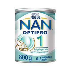 Nan Optipro 1 Zuigelingenmelk 0-6 Maand 800g