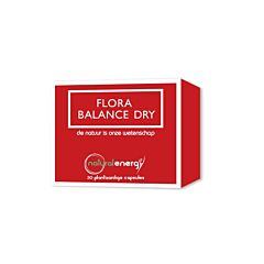Natural Energy Flora Balance Dry 30 V-Capsules