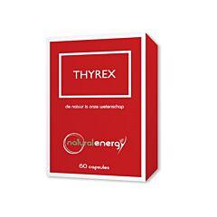 Natural Energy Thyrex 60 Capsules