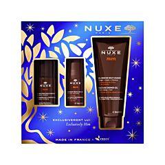 Nuxe Men Geschenkkoffer Hydratatie 3 Producten