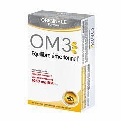 OM3 Emotioneel Evenwicht Original 60 Capsules