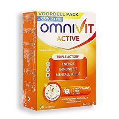 Omnivit Active 84 Tabletten