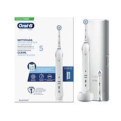 Oral-B Clean Protect & Guide 5 Elektrische Tandenborstel 1 Stuk