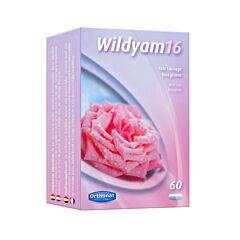 Orthonat Wild Yam 16 60 Capsules