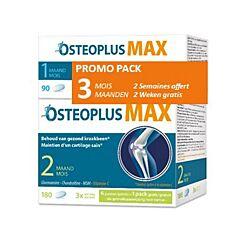 Osteoplus Max 3 Maanden Promo 2 Weken GRATIS - 270 Tabletten