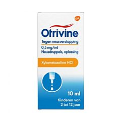 Otrivine Kind 0,05mg/ml Neusdruppels 10ml