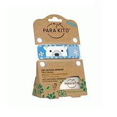 Parakito Kids Polar Beer Armband + 2 Vullingen