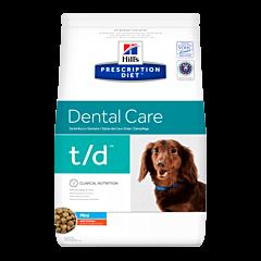 Hills Prescription Diet Canine t/d Hond Mini 3kg