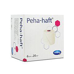 Hartmann Peha-Haft Latexvrij 6cmx20m 1 Rol
