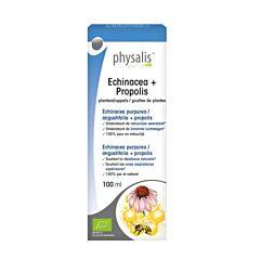 Physalis Echinacea + Propolis Plantendruppels Bio 100ml