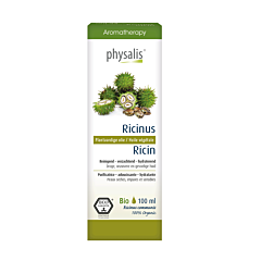 Physalis Plantaardige Olie Ricinus Bio 100ml