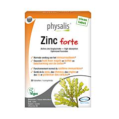 Physalis Zinc Forte Comp 30