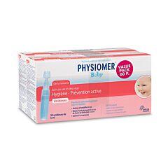 Physiomer Baby Unidosis Reiniging Ogen & Neus 60x5ml