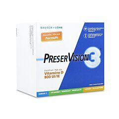 Preservision 3 + Vitamine D3 180 Capsules NF