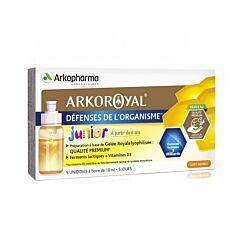 Arkoroyal Probiotica Kinderen 5x10ml Unidoses