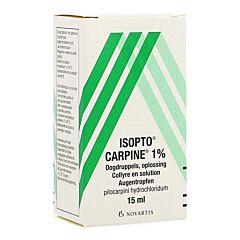 Isopto-Carpine 1% 15ml