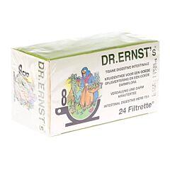 Dr Ernst Nr 8 Thee Maag En Darm 24 Zakjes