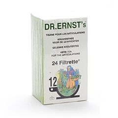 Dr Ernst Nr 12 Thee Rheuma 24 Zakjes