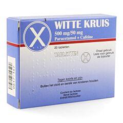 Wit Kruis 20 Tabletten