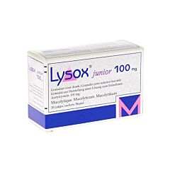 Lysox 100mg 30 Zakjes