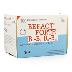Befact Forte 100 Dragees