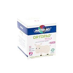 Ortopad Skin Junior Oogpleister 50 Stuks