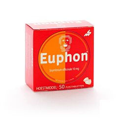Euphon 50 Zuigtabletten