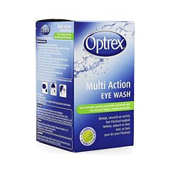 Optrex Eye Wash Oogdouche Met Oogbadje 100ml
