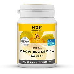 Bach Bloesem Kauwgom Noodgevallen Zonder Suiker 40 Stuks