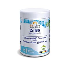 Zn-b6 Minerals Be Life Nf Gel 60