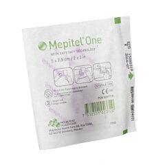 Mepitel One Steriel 5cmx 7,5cm 1 Stuk