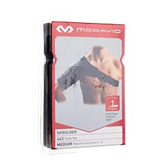 McDavid Lightweight Shoulder Brace Black M 1 Stuk