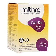Mithra Cal D3 60 Zuigtabletten