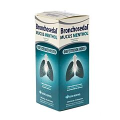 Bronchosedal Mucus Menthol 20 mg/ml Siroop 150ml
