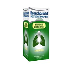 Bronchosedal Dextromethorpan Siroop 200ml