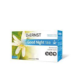 Dr Ernst Good Night Tea 20 Zakjes