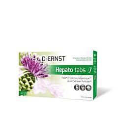 Dr Ernst Hepato Tabs 42 Tabletten