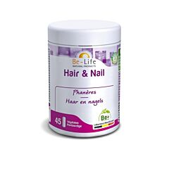 Be-Life Hair & Nail Pot 45 Capsules