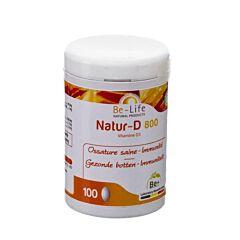 Be-Life Natur D 800 100 Capsules