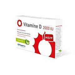 Metagenics Vitamine D 2000iu 84 Tabletten