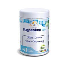 Be-Life  Magnesium 500  50 Capsules