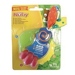 Nuby C Bijtfiguur +3m