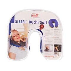Sissel Buchi Soft Blauw/grijs Nekkussen U-vorm
