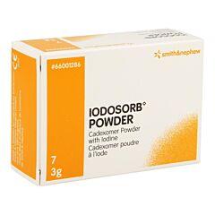 Iodosorb Powder Zakje 7x3g