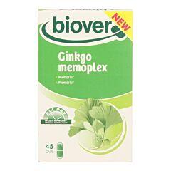 Biover Ginkgo Memoplex All Day 45 Capsules